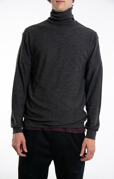 7d 7d Col Turtleneck / Thirteen / Dark Grey