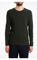 Hannes Roether Sweater / Nickel / Green