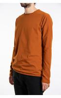 Hannes Roether T-Shirt / Fjonn / Oranje