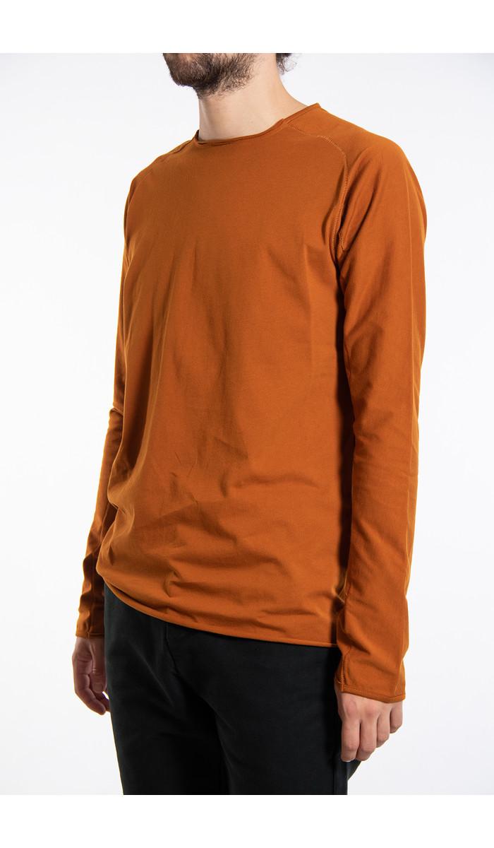 Hannes Roether Hannes Roether T-Shirt / Fjonn / Oranje