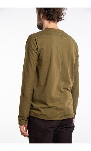 Hannes Roether Hannes Roether T-shirt / Fjonn / Groen