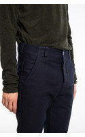Hannes Roether Trousers / Track / Navy
