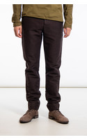 Hannes Roether Trousers / Track / Dark Brown