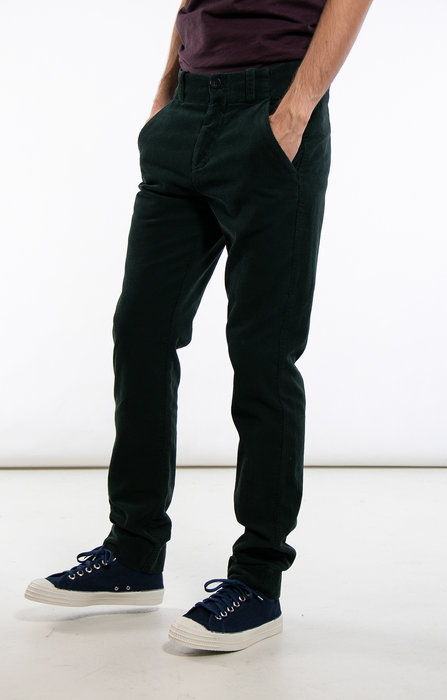 Hannes Roether Hannes Roether Trousers / Track / Green