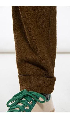 Delikatessen Delikatessen Trousers / Relaxed Trousers / Café Latte