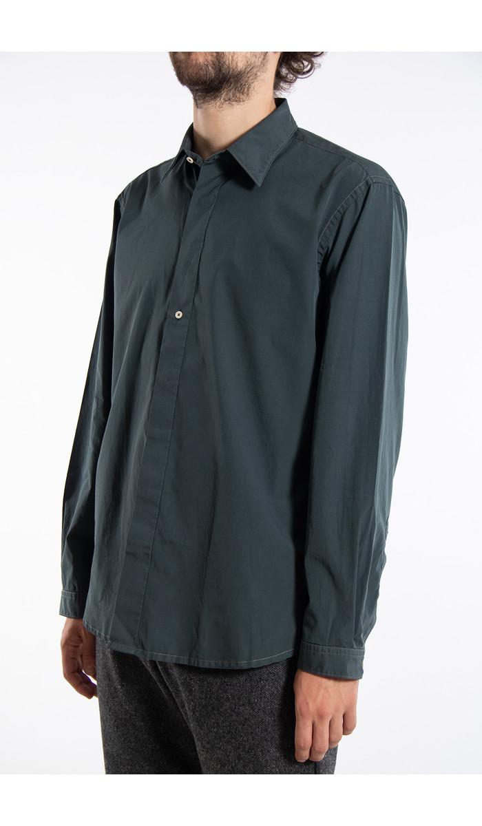 7d 7d Overhemd / Fourty-Nine / Groen