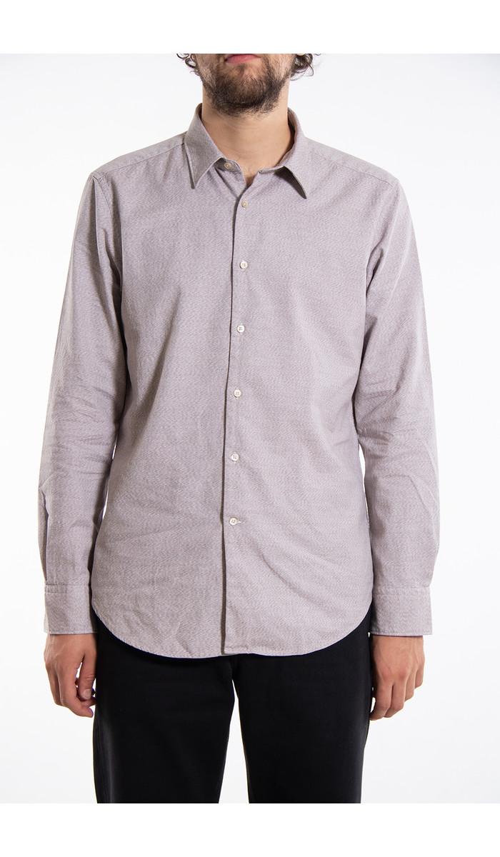 7d 7d Overhemd / Jaspe / Lichtbruin