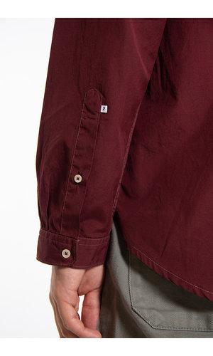 7d 7d Overhemd / Fourty-Nine / Bordeaux