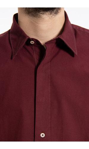 7d 7d Shirt / Fourty-Nine / Burgundy