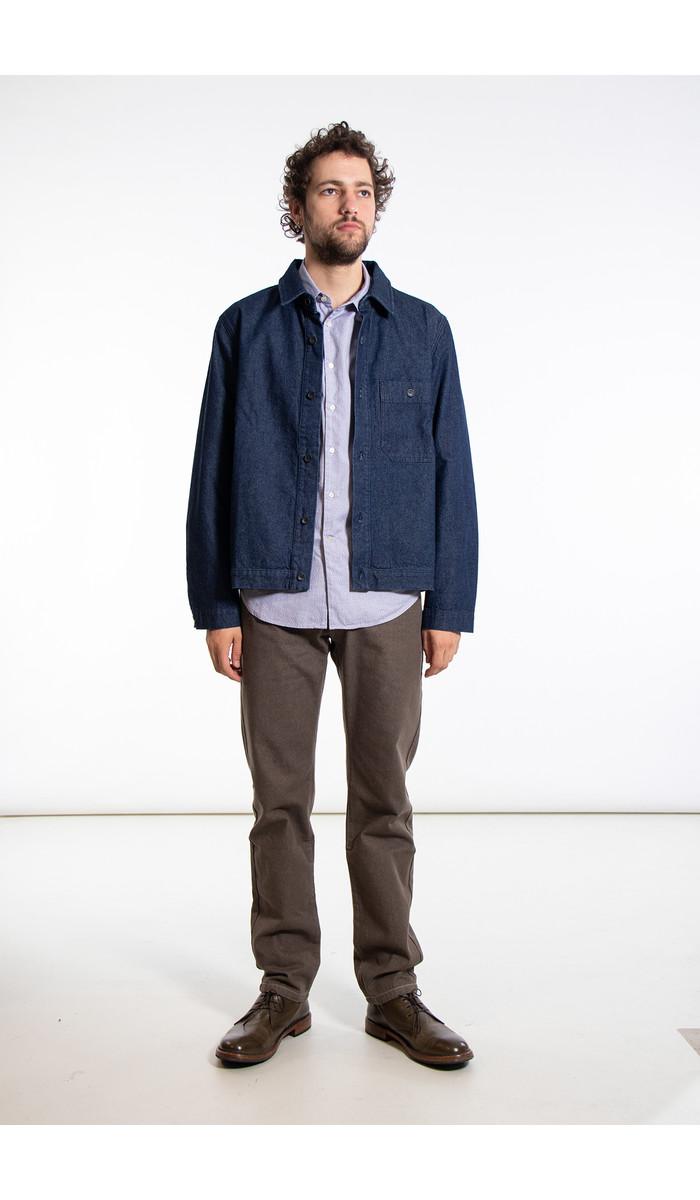 7d 7d Jacket / Hundred-Ten / Indigo