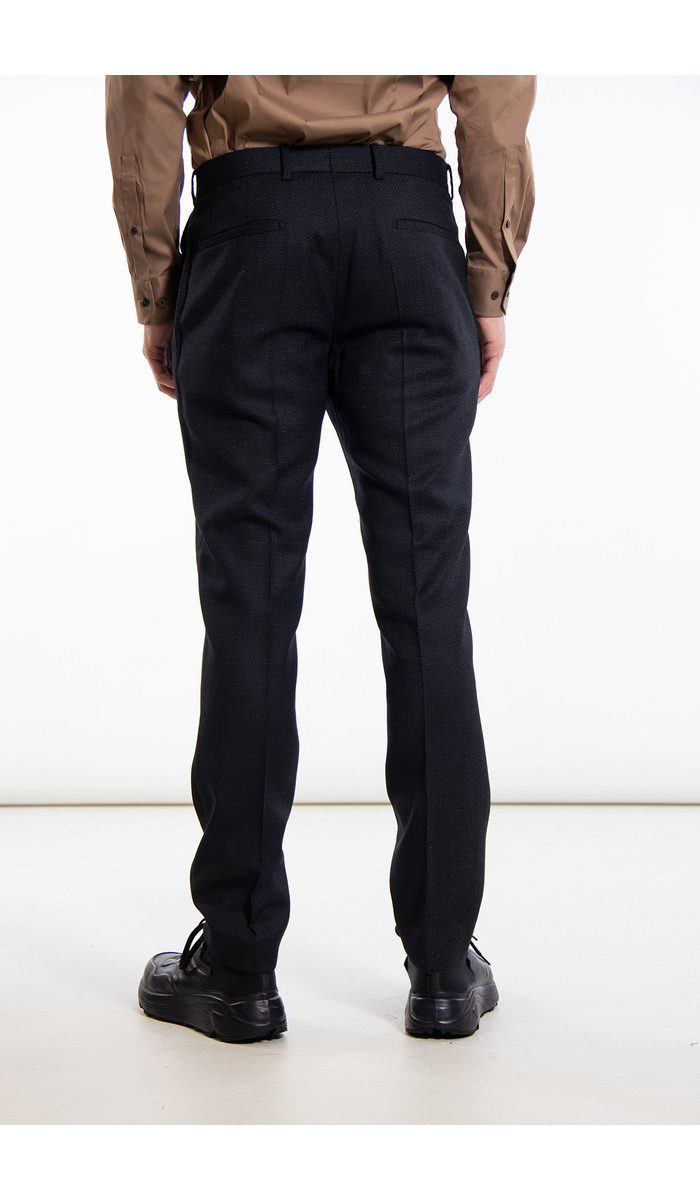 Strellson Strellson Pantalon / Maser / Donkerblauw