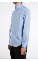 Yoost Shirt / Mandarin Collar / Blue