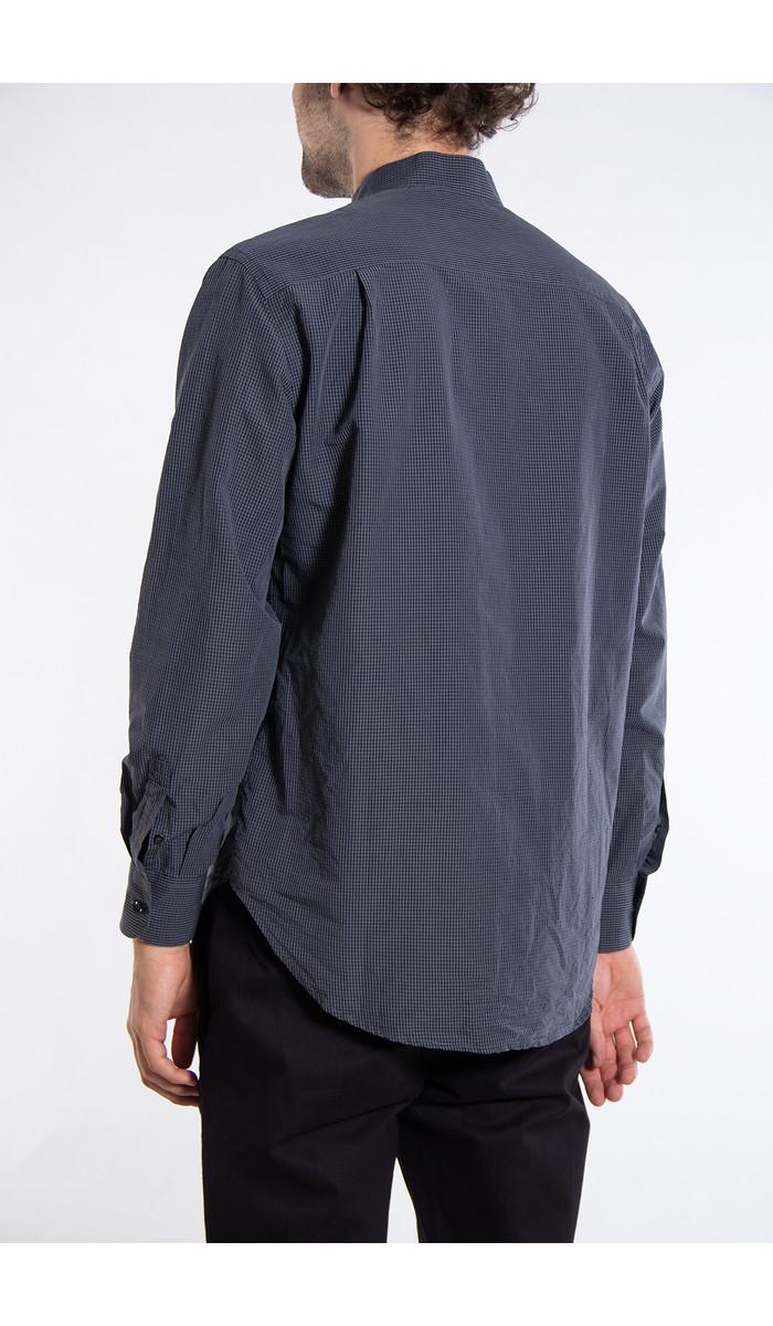 Yoost Yoost Shirt / Mandarin Collar / Grey