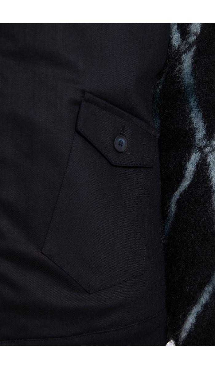 Yoost Yoost Jack / Boiler Sleeveless / Navy