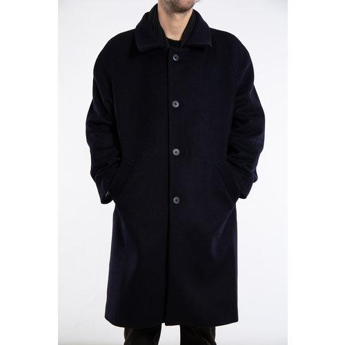 Yoost Yoost Coat / Raglan Coat / Navy
