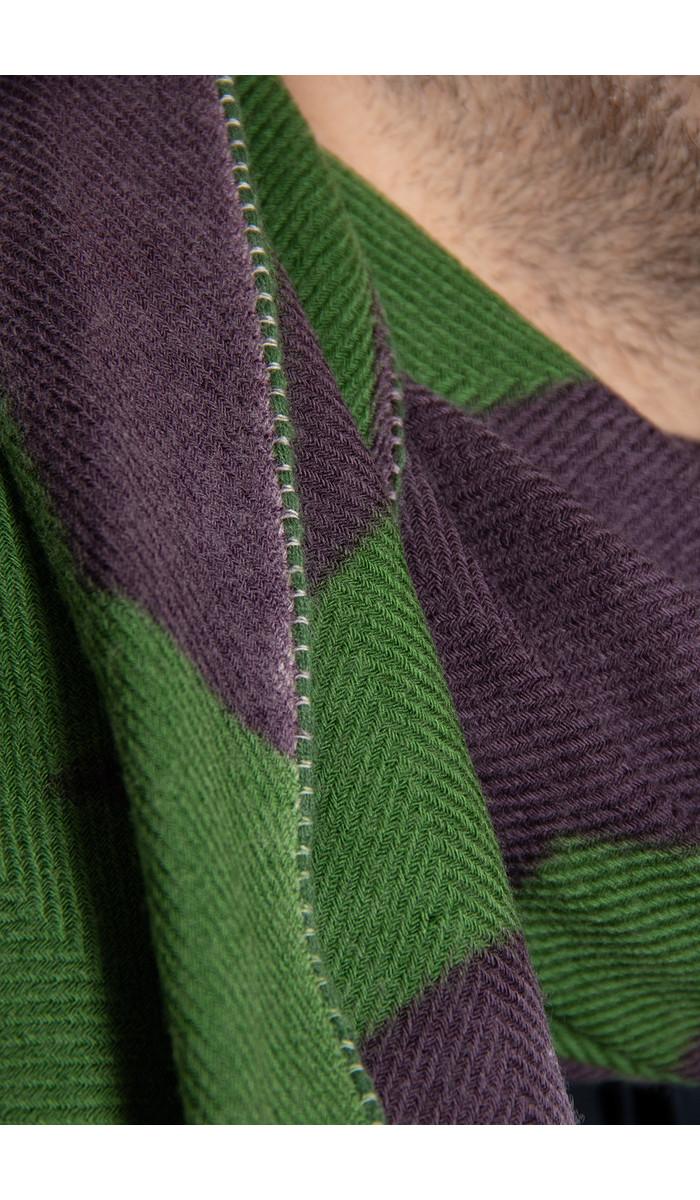 Lovat & Green Lovat & Green Scarf / Fish / Green