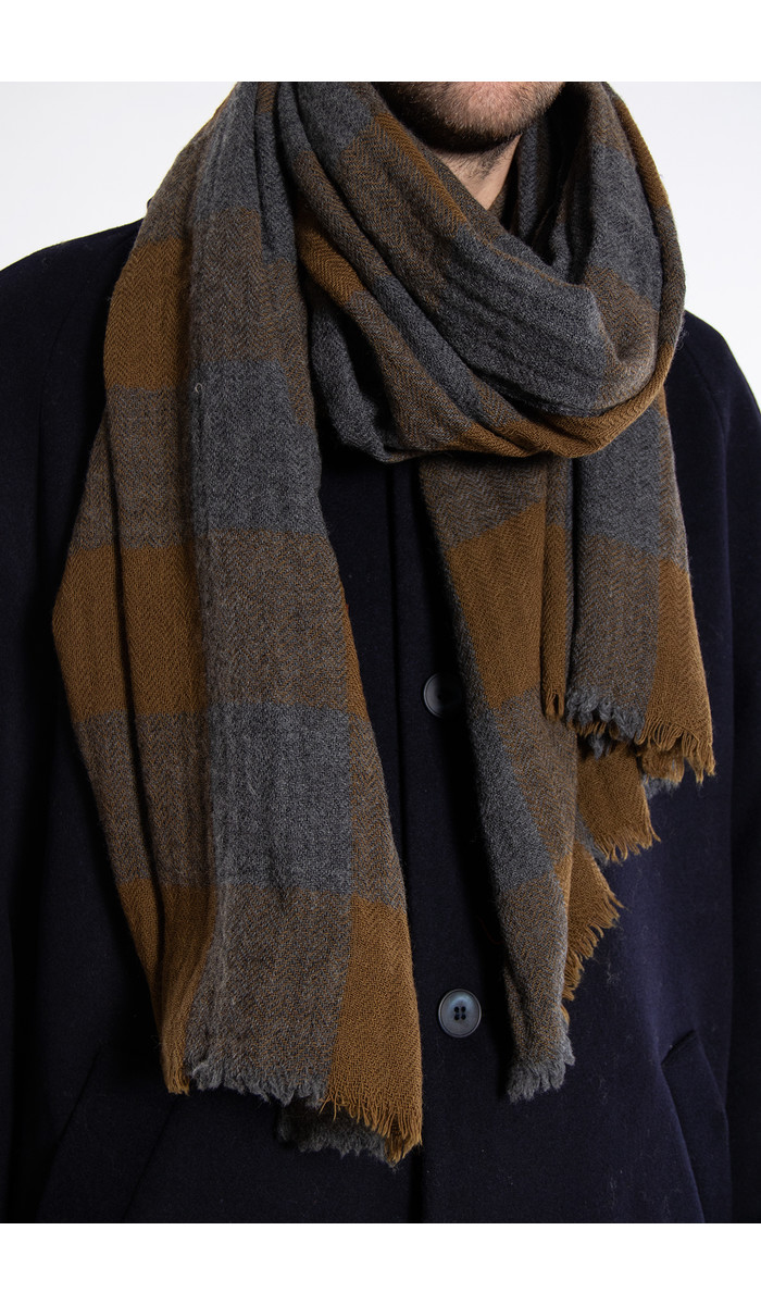Lovat & Green Lovat & Green Scarf / Dashboard / Green Grey