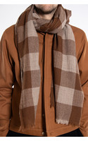 Lovat & Green Scarf / Dashboard / Brown Beige
