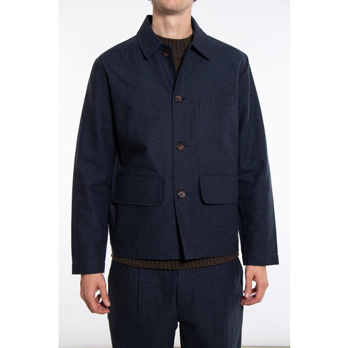 Universal Works Universal Wokrs Jacket / Warmus ll / Navy