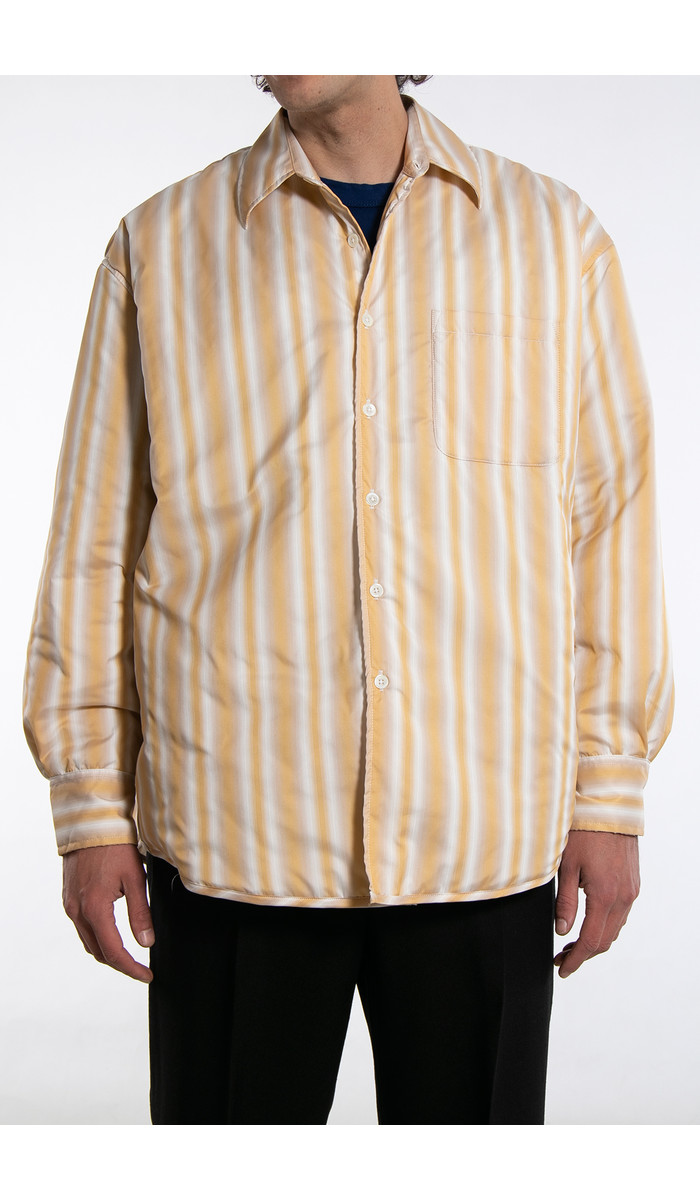 Our Legacy Our Legacy Shirt / Tech Borrowed Jacket / Yellow