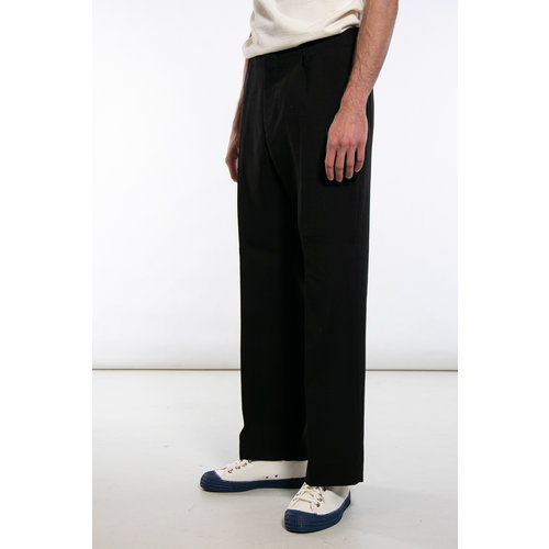 Our Legacy Our Legacy Trousers / Borrowed Chino / Black