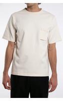 Jackman T-Shirt / Pocket / Ecru