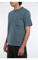 Jackman T-Shirt / Pocket / Grey