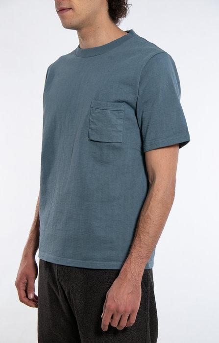Jackman T-Shirt / Pocket / Grey