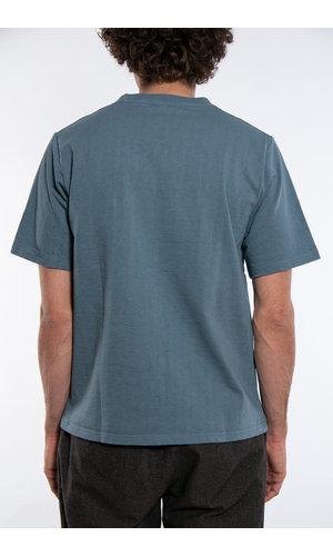 Jackman T-Shirt / Pocket / Grijs