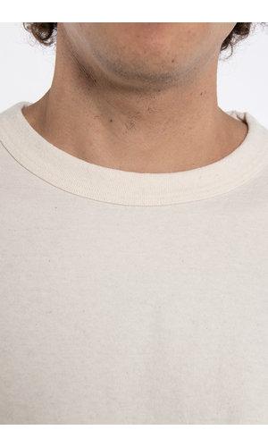 Jackman T-Shirt / Drawstring / Ecru