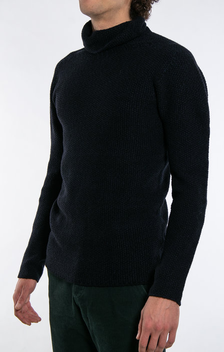 Hannes Roether Hannes Roether Turtleneck / Casimir / Navy