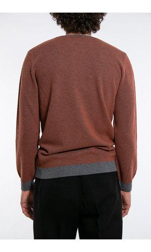 Bellwood Bellwood Sweater / 320H1001 / Brick