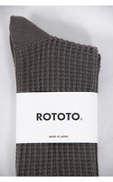 RoToTo Sok / Waffle / Houtskool