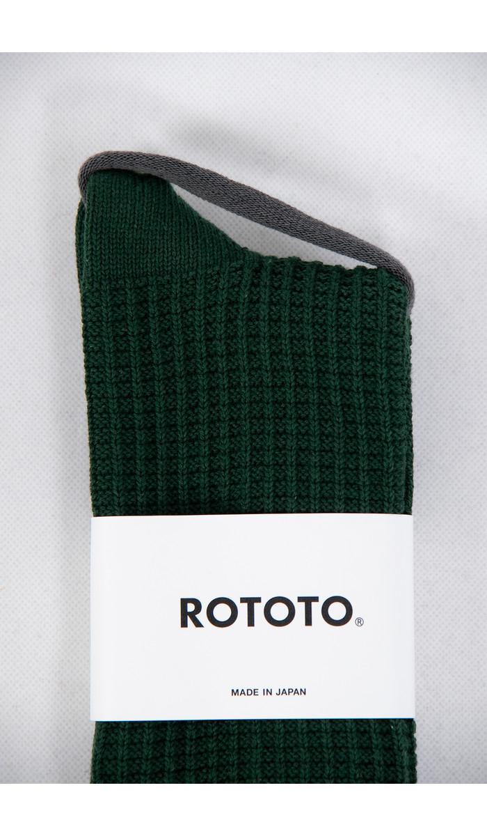 RoToTo RoToTo Sok / Waffle / Groen