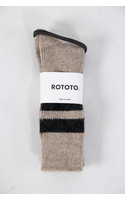 RoToTo Sok / Brushed Mohair / Beige
