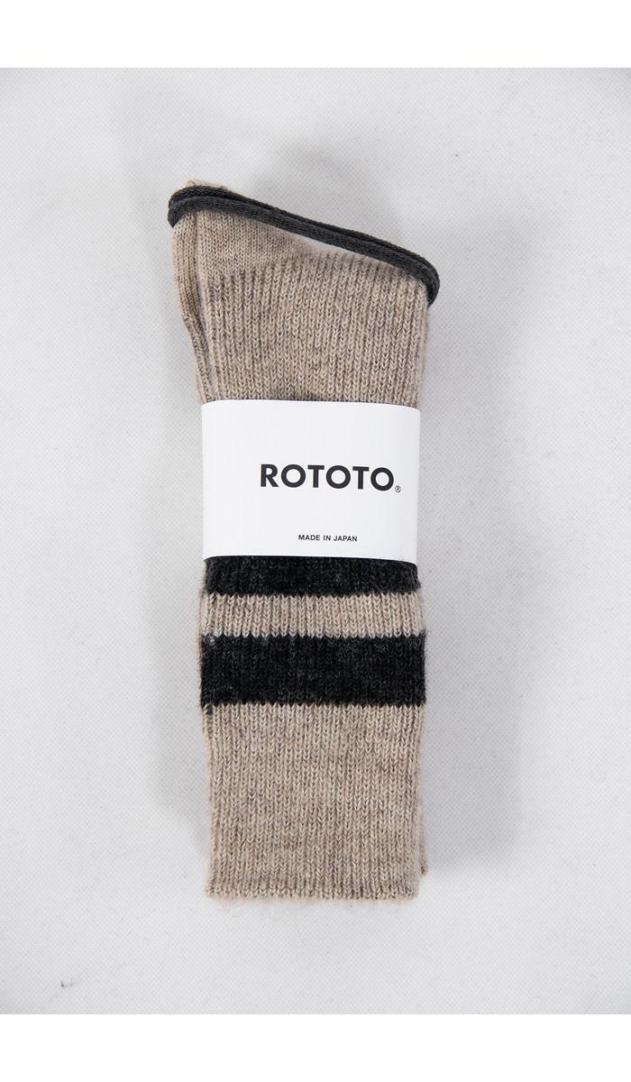 RoToTo RoToTo Sok / Brushed Mohair / Beige