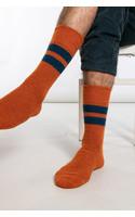 RoToTo Sok / Brushed Mohair / Oranje