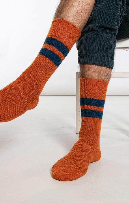 RoToTo RoToTo Sock / Brushed Mohair / Orange