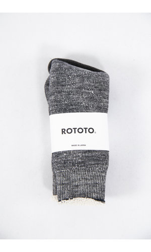 RoToTo RoToTo Sok / Double Face / Grijs