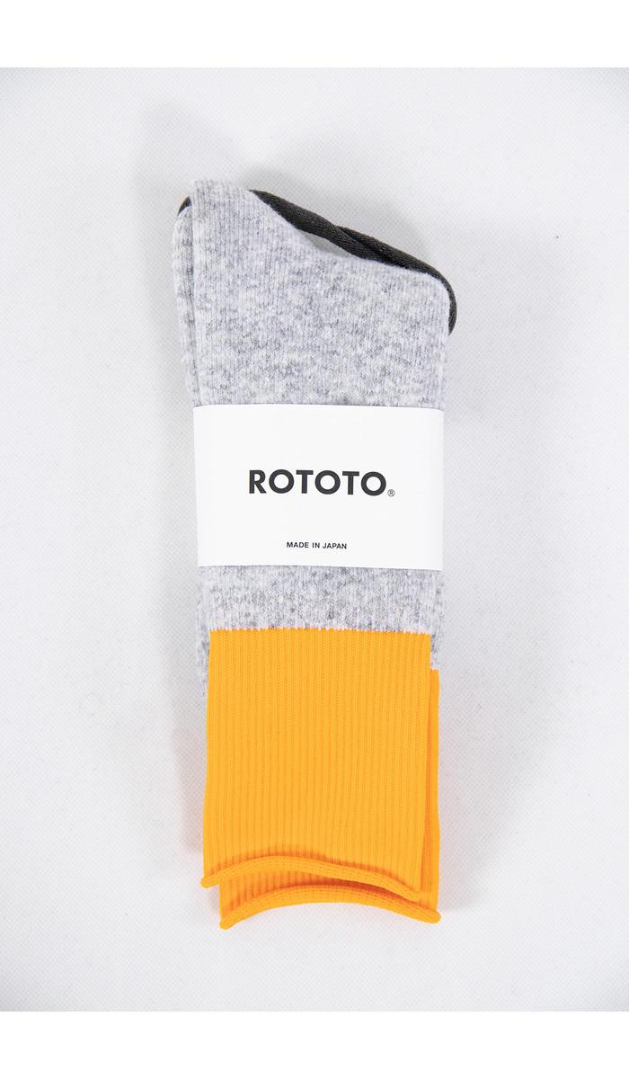 RoToTo RoToTo Sok / Double Face / Orange