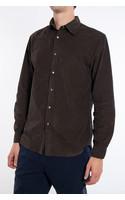 Xacus Overhemd / 71193 / Bruin