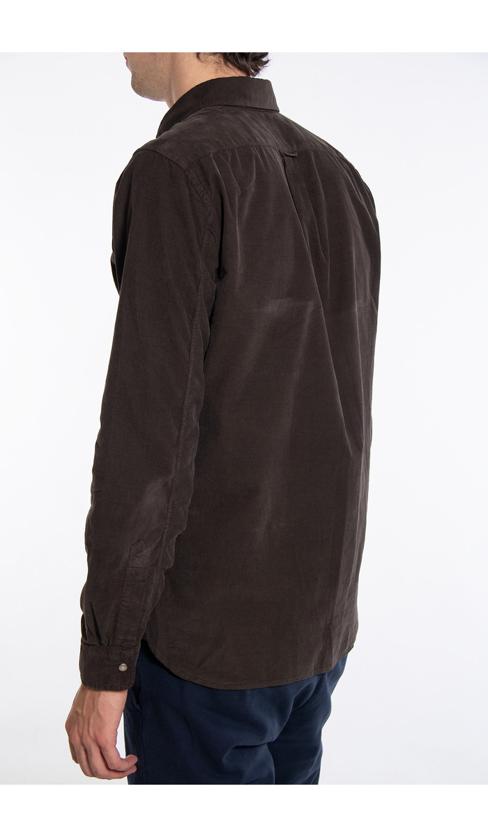Xacus Shirt / 71193 / Brown