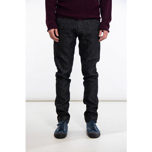 Hannes Roether Hannes Roether Trousers / Track / Black