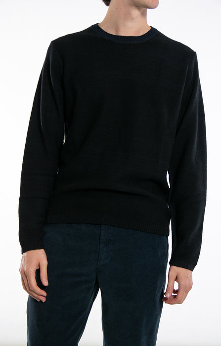 7d 7d Sweater / Five / Black