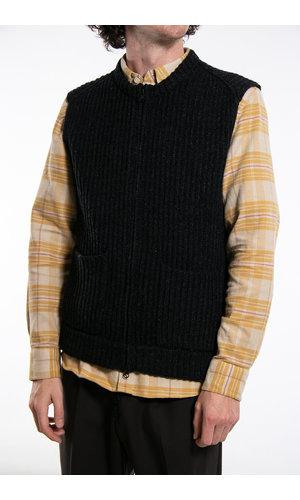 7d 7d Vest / Nine / Light Black