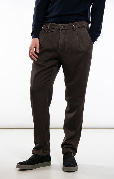 Myths Myths Trousers / 20WM19L100 / Brown