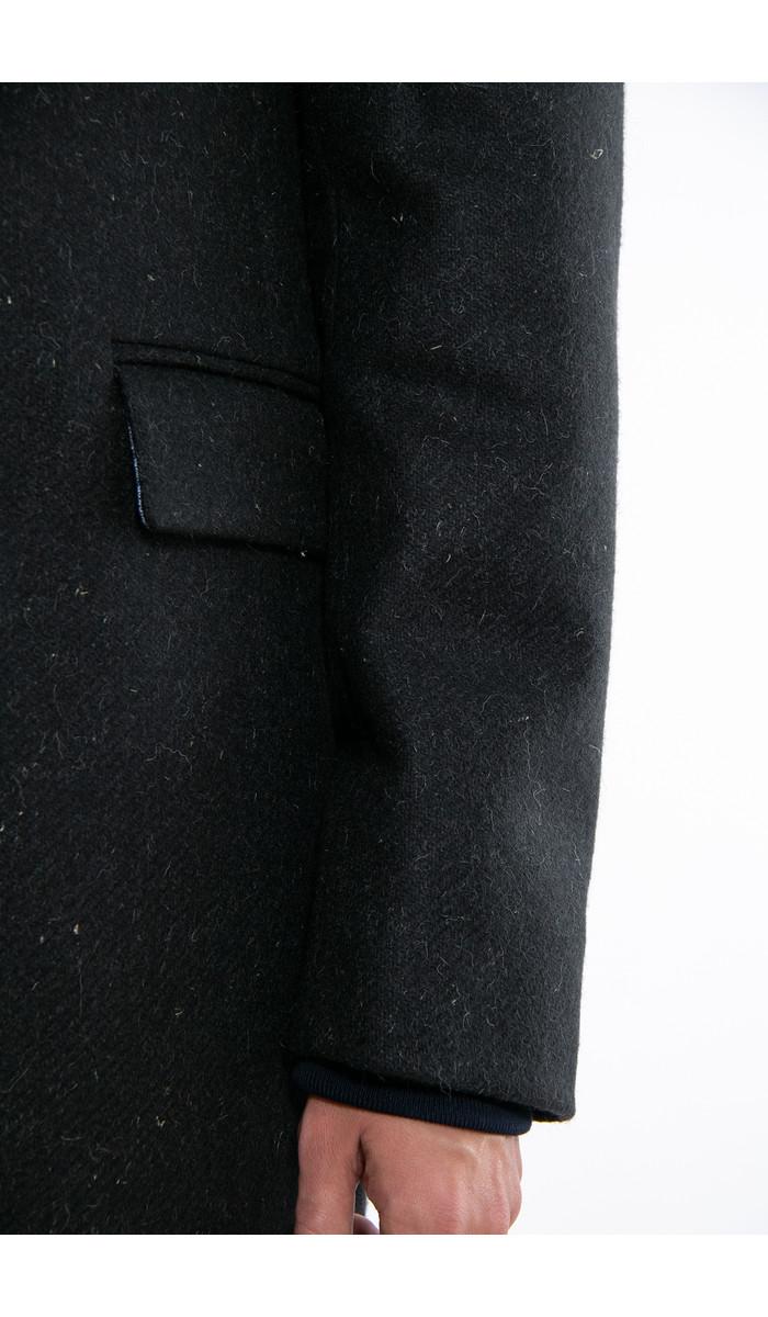 Delikatessen Delikatessen Coat / Poland Coat / Anthracite