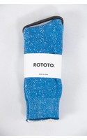 RoToTo Sock / Double Face / Blue