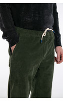 Homecore Trousers / Drawide / Green