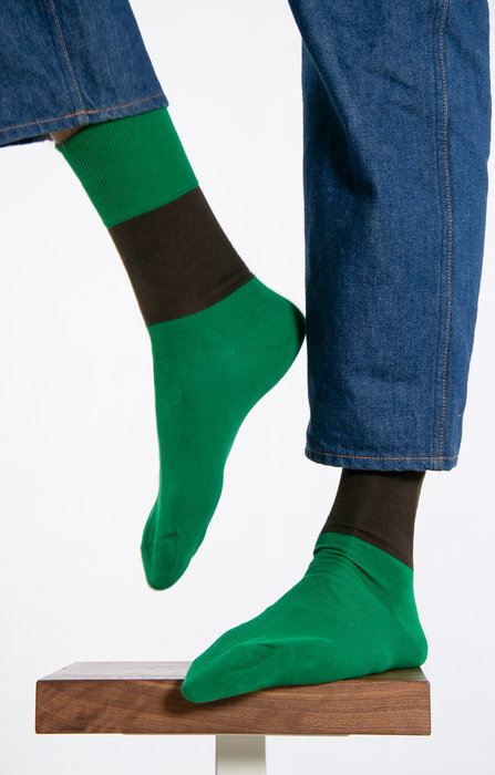 c r i s Sock / Tony Two Time / Green
